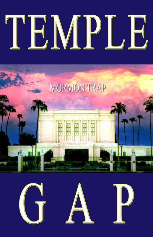 Temple Gap Mormon Trap by Arlin Ewald Nusbaum
