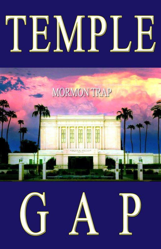 Temple Gap Mormon Trap by Arlin Ewald Nusbaum